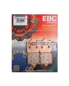 [EBC] Тормозные колодки FA604/4HH