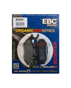 [EBC] Тормозные колодки SFA264