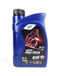 [ELF] Моторное масло MOTO 4 PRO TECH 5W40 1л