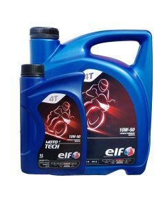 [ELF] Моторное масло MOTO 4 TECH 10W50 1л