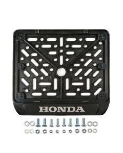 [GENERIC] Рамка для номера мотоцикла нового образца HONDA