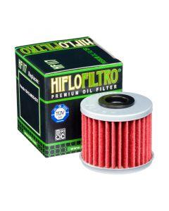 [HIFLO] Масляный фильтр HF117
