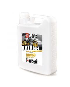 [IPONE] Моторное масло 4Т FULL POWER KATANA 10W50 4L синт