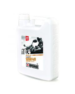 [IPONE] Моторное масло 4Т 10.4 10W40 4L п/синт
