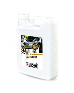 [IPONE] Моторное масло 2Т SAMOURAI RACING 4L синт