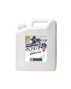 [IPONE] Моторное масло 2Т SNOW RACING 4L