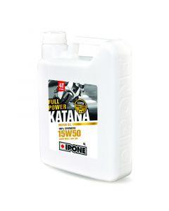 [IPONE] Моторное масло 4Т FULL POWER KATANA 15W50 4L синт