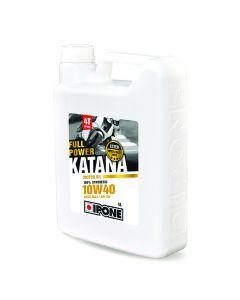 [IPONE] Моторное масло 4Т FULL POWER KATANA 10W40 4L синт