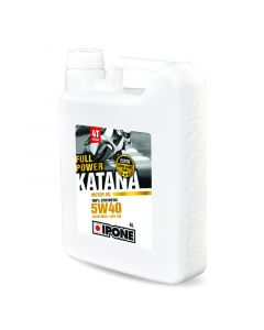 [IPONE] Моторное масло 4Т FULL POWER KATANA 5W40 4L синт