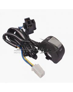 [KS TECHNOLOGIES] Переключатель рулевой Universal Headlight OEM 5NG-83976-50