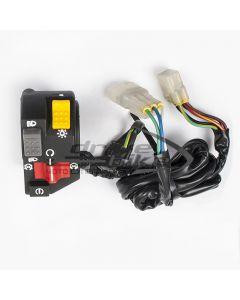 [KS TECHNOLOGIES] Переключатель рулевой TRX-Type OEM 35020-HN1-000