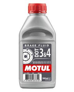 [MOTUL] Тормозная жидкость DOT 3&4 Brake Fluid FL 500мл