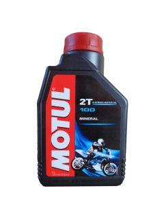 [MOTUL] Моторное масло 100 2T 1л