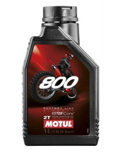 [MOTUL] Моторное масло 800 2T FL OFF ROAD 1л