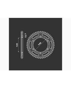[PBR] Звезда задняя (ведомая) 45 зубьев 5301 45 C45