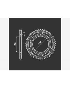 [PBR] Звезда задняя (ведомая) 38 зубьев 863 38 C45