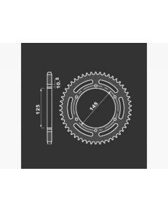 [PBR] Звезда задняя (ведомая) 45 зубьев 866 45 C45