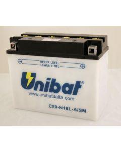 [UNIBAT] Аккумулятор Y50-N18L-A