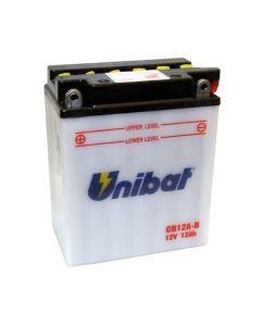 [UNIBAT] Аккумулятор YB12A-B