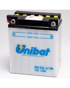 [UNIBAT] Аккумулятор YB12AL-A