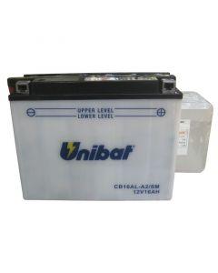 [UNIBAT] Аккумулятор YB16-AL-A2