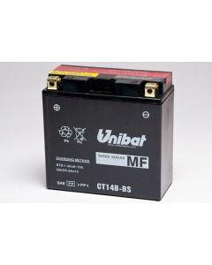[UNIBAT] Аккумулятор YT14B-BS
