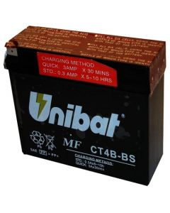 [UNIBAT] Аккумулятор YT4B-BS