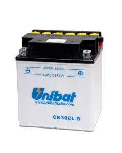 [UNIBAT] Аккумулятор YB30CL-B/SM