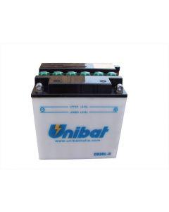 [UNIBAT] Аккумулятор YB30L-B/SM
