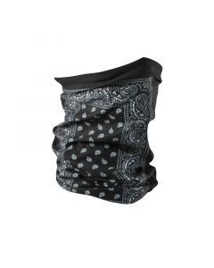 [ZAN] Шейная повязка Black Paisley