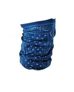 [ZAN] Шейная повязка Blue Paisley