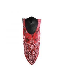 [ZAN] Лицевая повязка NeoDanna Red Paisley