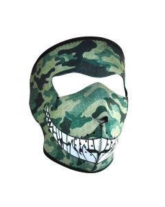 [ZAN] Маска Camo With Teeth